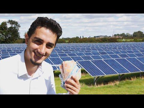 70.000 TL'ye Güneş Paneli Tarlası Kurdum (En İyi Pasif Gelir Yöntemi)