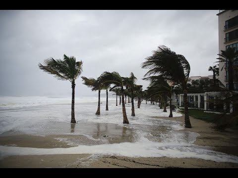 Live From Pompano Beach ,Florida Live Hurricane Irma 9/10/2017