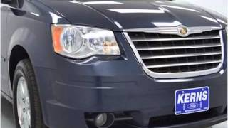 2008 Chrysler Town & Country Used Cars St Marys OH