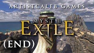 Myst III: Exile gameplay 23 (all endings)