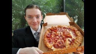 Little Caesars Stuffed Crust Pizza Review