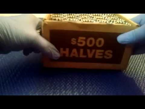Sept. 2015 1st $500 Box Kennedy Half Dollar Finds from Coin Roll Hunting!!
