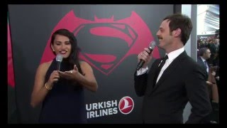 Batman v Superman: Dawn of Justice - Interviews with Scoot McNairy [US NYC Premiere]
