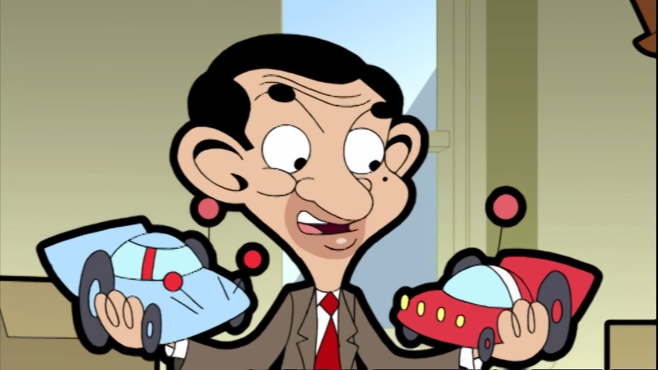 INVENTOR Bean | (Mr Bean Cartoon) | Mr Bean Full Episodes | Mr Bean Comedy