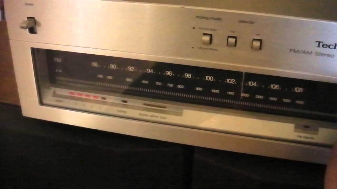 Technics ST-8044 Stereo Tuner