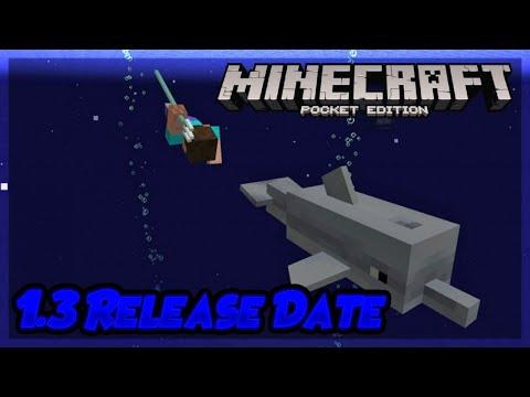 Minecraft PE 1.3 Release Date