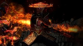 Path of Exile - Dragon Armour Set