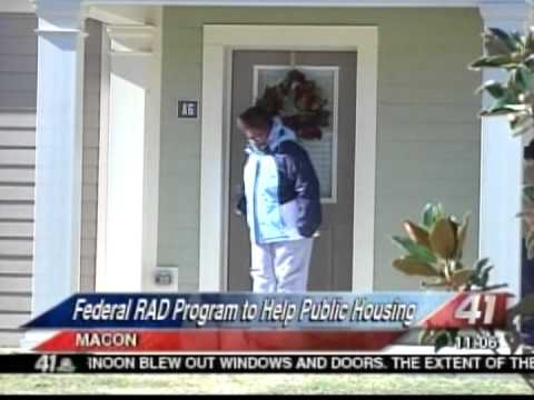 41NBC/WMGT- Federal RAD Program to Help Public Housing- 12.21.12