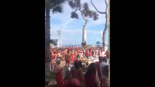 Niki Beach Mallorca Red Party Closing 2015
