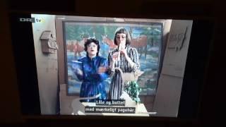 Ditte & Louise: Ensom dame 40 år...