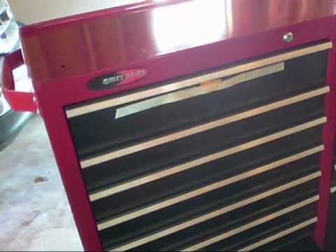 Craftsman Toolbox Drawer Removal For Castor Installation