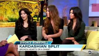 Kim Kardashian And Kris Humphries Finally Divorced After 72 Days - Australia Trip Cut Short