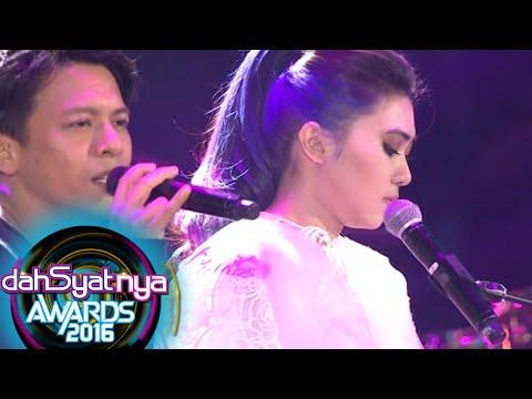 Dahsyatnya Duet Isyana Sarasvati Feat Noah 'Tetap Dalam Jiwa' [Dahsyat Awards 2016] [25 Jan 2016]