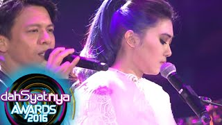 Video Dahsyatnya Duet Isyana Sarasvati Feat Noah 'Tetap Dalam Jiwa' [Dahsyat Awards 2016] [25 Jan 2016] download MP3, 3GP, MP4, WEBM, AVI, FLV Oktober 2017