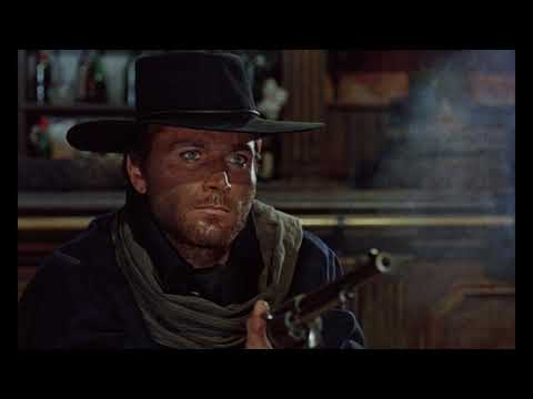 Franco Nero is DJANGO - 4K remastered - VoD trailer