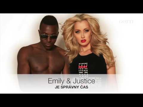 Emily & Justice - Je správny čas (official audio) (prod. Marek Vozár)