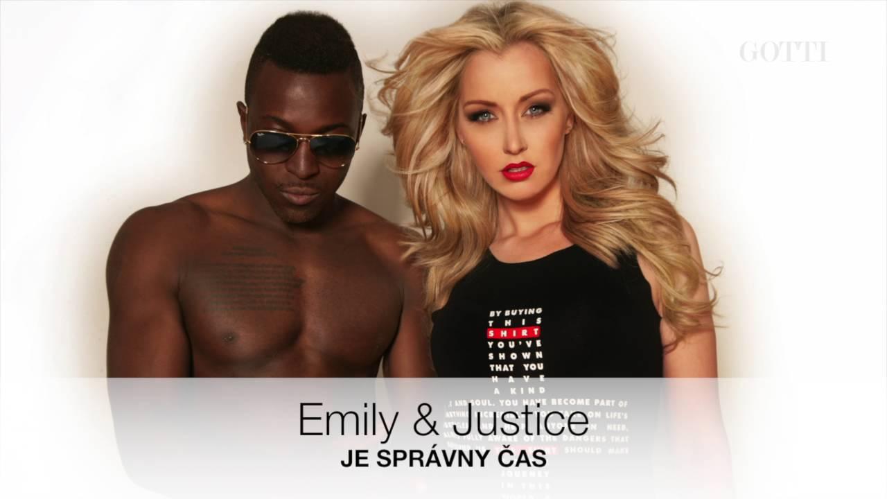 Emily   Justice - Je správny čas (official audio) (prod. Marek Vozár ... 119281e3173