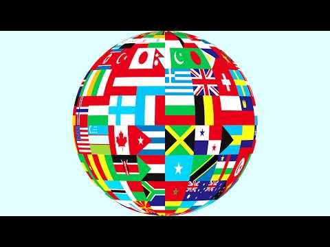 ФЛАГИ стран мира и их СТОЛИЦЫ ЧАСТЬ 1