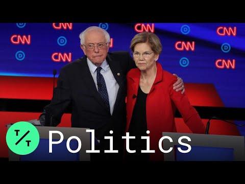 Who Will Liberal Voters Support, Elizabeth Warren or Bernie Sanders?