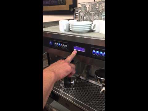 Espresso machine - Pino Gelato Cafe Auction - PCI Auctions Carolinas