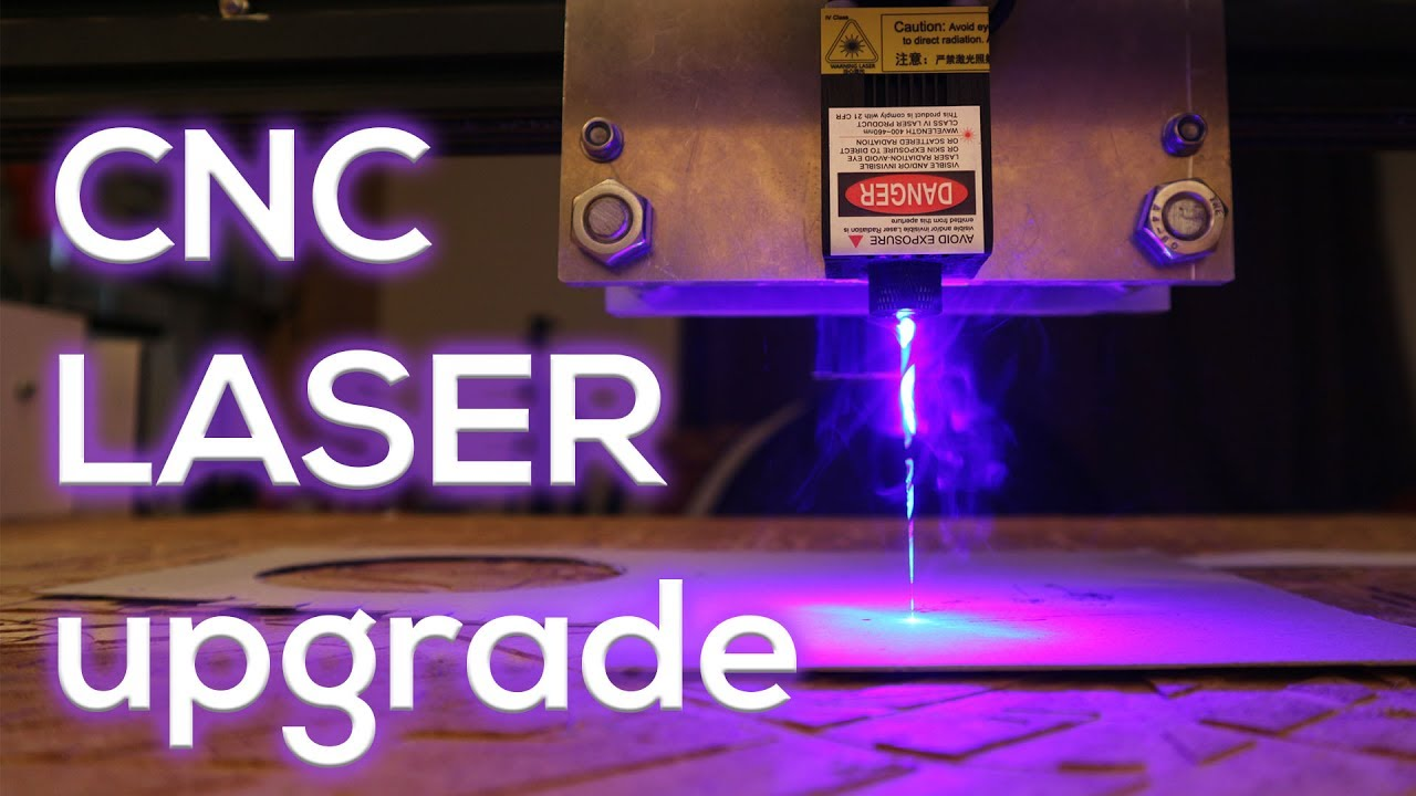 Cnc Laser Upgrade On The Cheap Youtube Muse Wiring Diagram