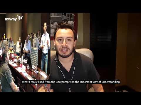 Axway Digital Bootcamp 2018 - Panama