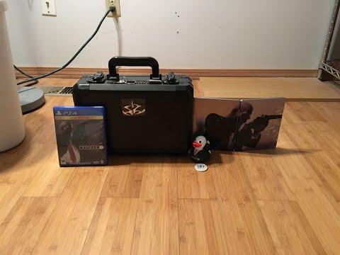 Hitman 2 2018 Collector S Edition Gamestop Exclusive Youtube