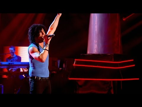 Cai Williams performs 'Licence To Kill' - The Voice UK 2015: Blind Auditions 4 - BBC One