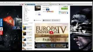 Europa Universalis IV Steam Key GLOBAL price in Egypt   Compare Prices