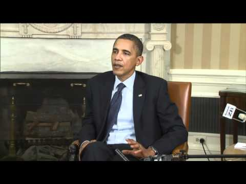 """Obama: """"Our hearts go out"""" to victims of Oslo blast"""