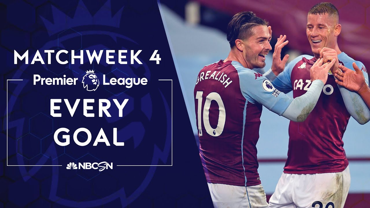 Download Every Premier League goal from 2020-21 Matchweek 4 | NBC Sports