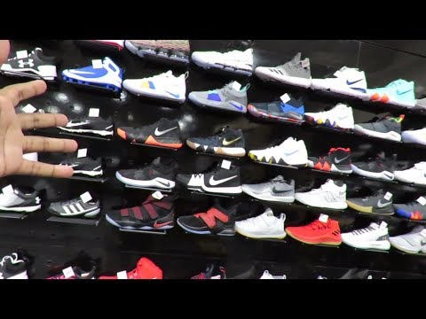 best website 21046 a6d48 DICKS SPORTING GOODS HAD TONS OF SNEAKER HEAT! PLEASANTLY ...