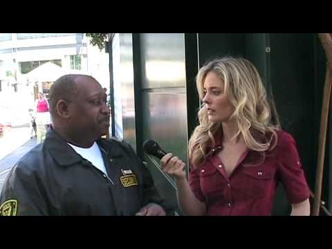 Christina Moore  Wipeout Audition Reel
