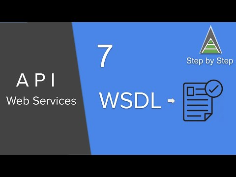 Web Services Beginner Tutorial 7 - How To Create API Documentation Through WSDL Url