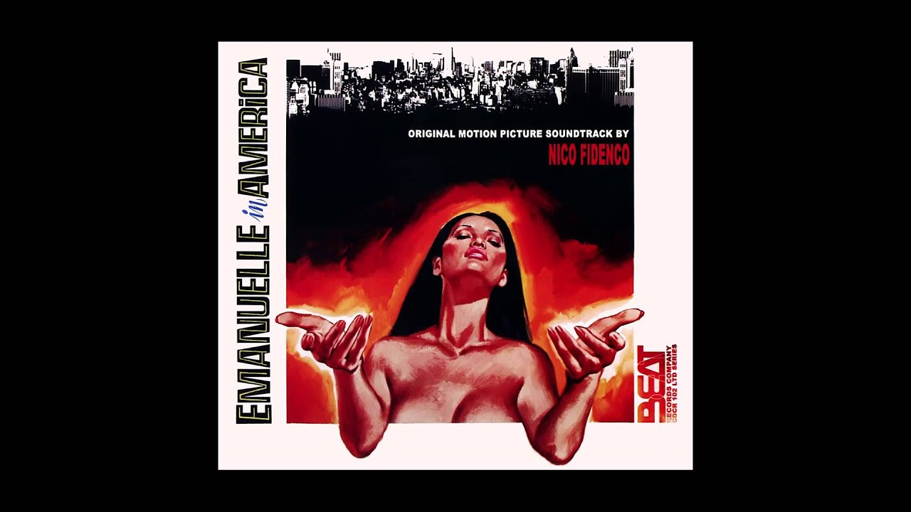 Nico Fidenco Emanuelle In America 1976 Main Theme