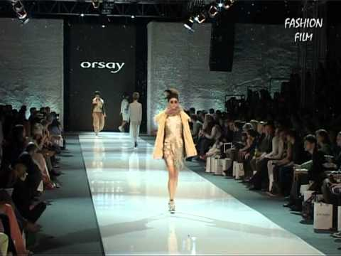 ORSAY 2012-2013 / FASHION WEEK POLAND / ��DŹ