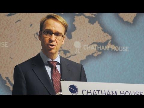Rebalancing Europe -- Jens Weidmann