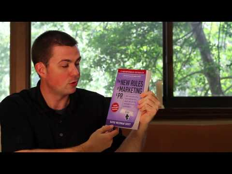 Book Review New Rules of Marketing & PR