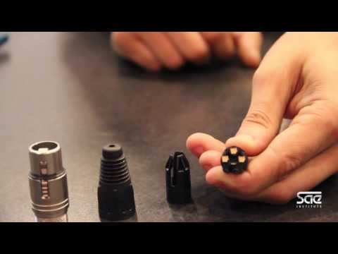 How To: Solder a Microphone Cable // SAE Institute