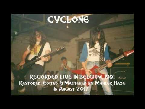 Cyclone (Bel) Live in Belgium. 1991 (Soundboard & restored-remastered)
