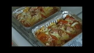 side dishes for barbecue, Vegetable in the box, howto Video, littleGasthaus