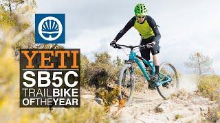 Yeti SB5C - Trail Bike of the Year - Money No Object Winner