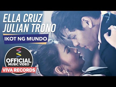 Ella Cruz & Julian Trono — Ikot Ng Mundo with OBTCH clips [Official Music Video] OST