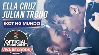 Ikot Ng Mundo with OBTCH clips — Ella Cruz & Julian Trono [Official Music Video] OST