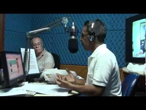 1 - Programa Comando Geral da Rádio Caiçara apresentado por Mauro Sérgio