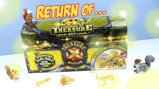 Treasure X Legends of Treasure Set Multi Pack Toy Moose