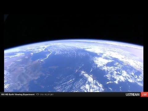 Nasa | Earth From Space LIVE Feed - Incredible NASA ISS ...