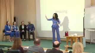 Тюляева - Мастер-класс, конкурс Учитель Года Москвы -2017