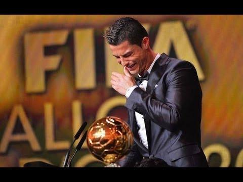 Cristiano Ronaldo   Ballon dOr 2013 HD