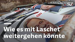 Armin Laschet: Keine Chance, aber er nutzt sie